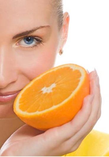Revitalização com Vitamina C e LED