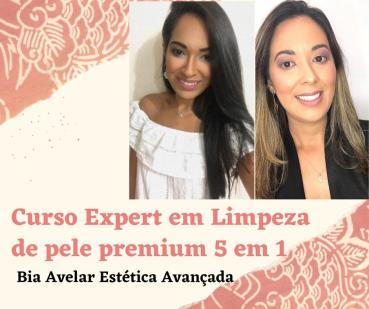 CURSO EXPERT EM LIMPEZA DE PELE PREMIUM 5X1